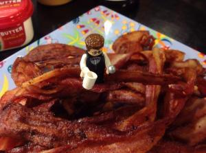 mini cody bacon