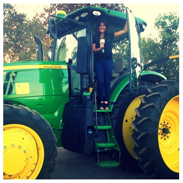 Tractor Parade Seat : And the winner is… today in news  norcalnews