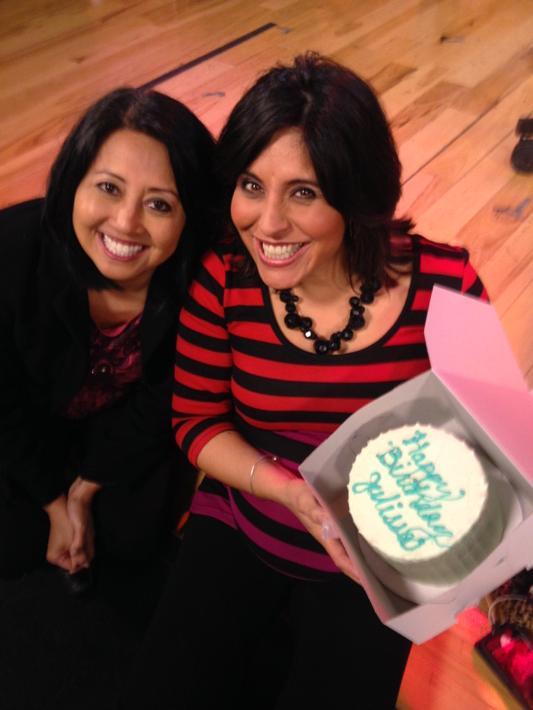 Latiya Birthday Cake