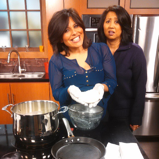 Making Cheese With Julissa… Today In The News 1/20/2015