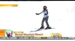 Courtney ski trip 08