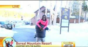Courtney ski trip 6