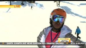 Courtney ski trip 7