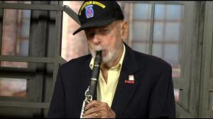 clarinet player 1