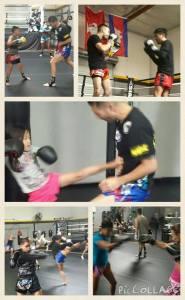 courtney kickboxing