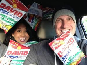 Tina and Dave Sunflower seeds
