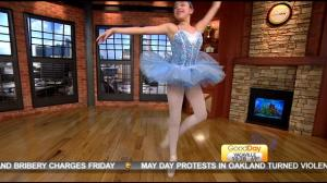 Cody ballerina 2