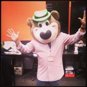 Cody The Bear 1
