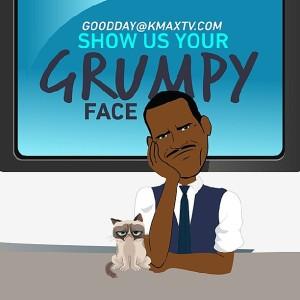 grumpy face 1