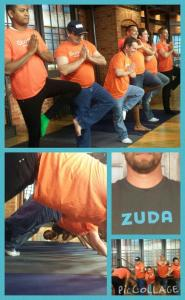 Good day men yoga 4