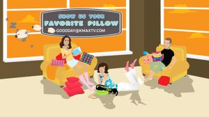 Good day pillow 1
