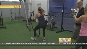 Alexis fitness ranger 1