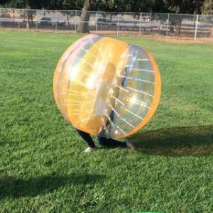 bubble soccer 2