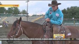 Folsom rodeo 1