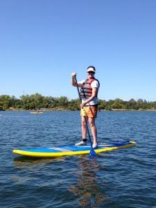 Marianne paddleboard 1