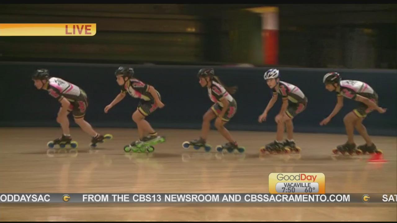 Roller skating elk grove - Roller Kings 1