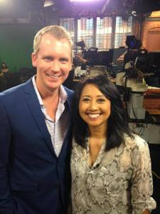 Tina with Andrew Greenwell 1