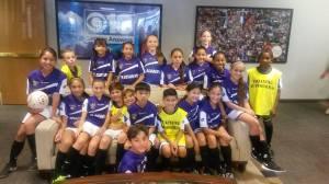 IR Academy Scoccer club 1