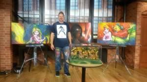 Shane Grammer 3d art