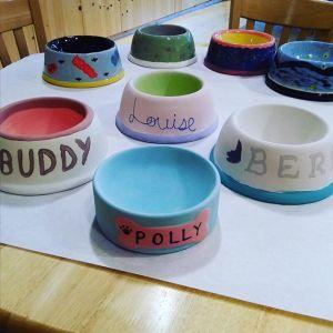 dog bowls 1