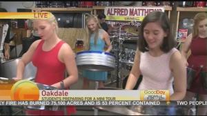 oakdale drum 1