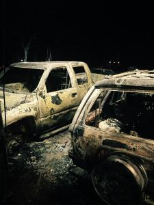 Valley Fire Aftermath 2
