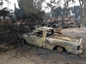 Valley Fire Aftermath 6