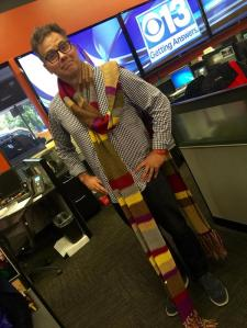 Cody Doctor Who Scarf 1