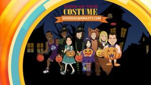Good day halloween costume 1