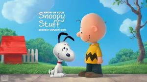 Good Day Snoopy 1