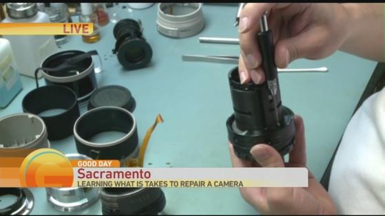camera repair 1