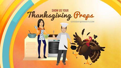 Good Day Thanksgiving Prep 1
