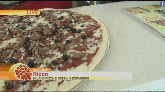 Milano pizza 1