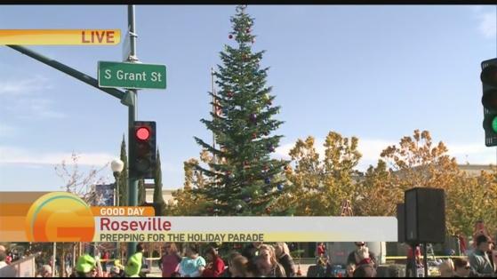 Roseville parade 1