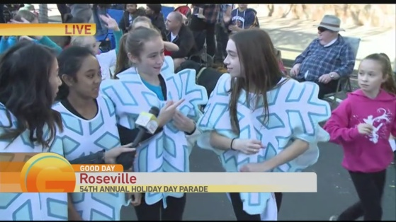 Roseville parade 2