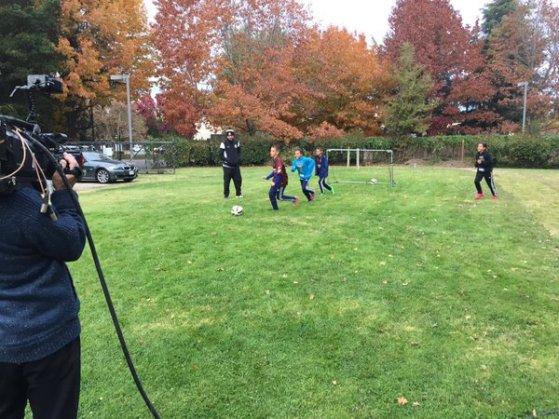 Sac republic soccer camp 1
