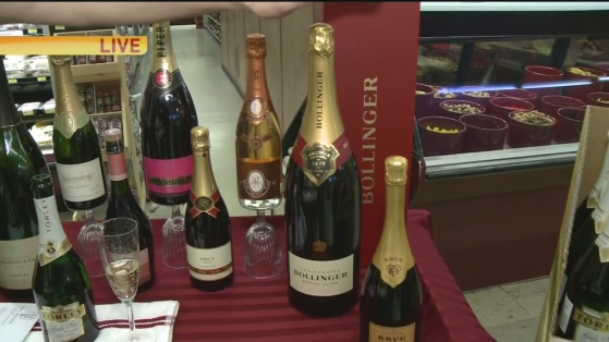 Corti Bros Champagne 1