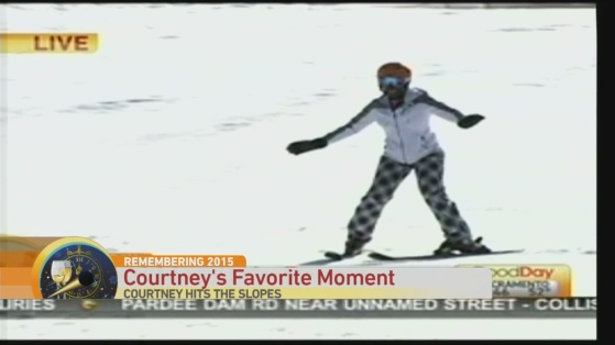Courtney favorite memory 1