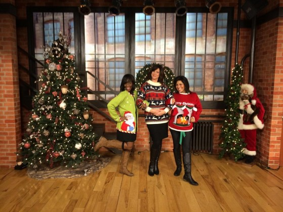Courtney Marianne Julissa Ugly Sweater 1