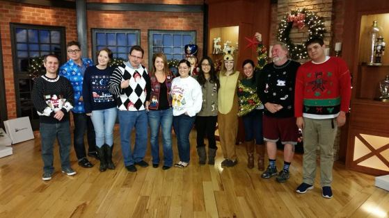 Good Day Producers Ugly Sweaters 1