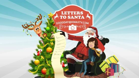 Good Day Santa Letters 1