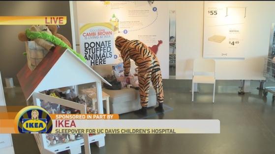 Ikea Sleepover Part 11
