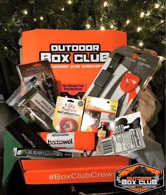 Outdoor box 1