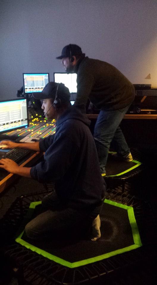 Control Room Jump 1