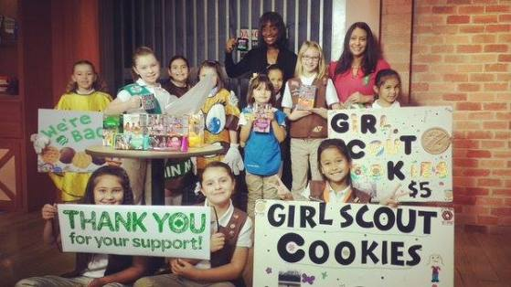 Courtney Girl Scouts 1