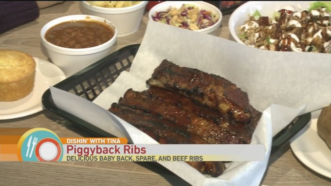 Piggyback ribs dishin 1