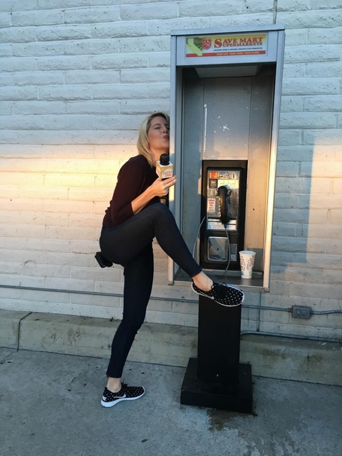 Cambi Scavenger Hunt Phone Booth 1