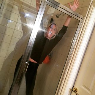 Cambi Scavenger Hunt shower 1