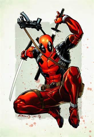 Deadpool comic 3
