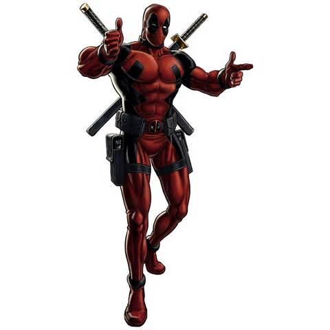Deadpool comic 4